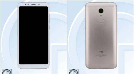 Xiaomi Redmi Note 5 spotted on TENAA with 18:9 display, 4000mAh battery