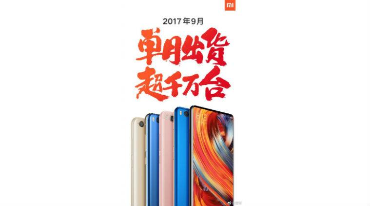 Xiaomi, Xiaomi smartphone shipments, Xiaomi phone sales, Xiaomi global sales, Xiaomi 10 million phones September, Xiaomi phones shipped