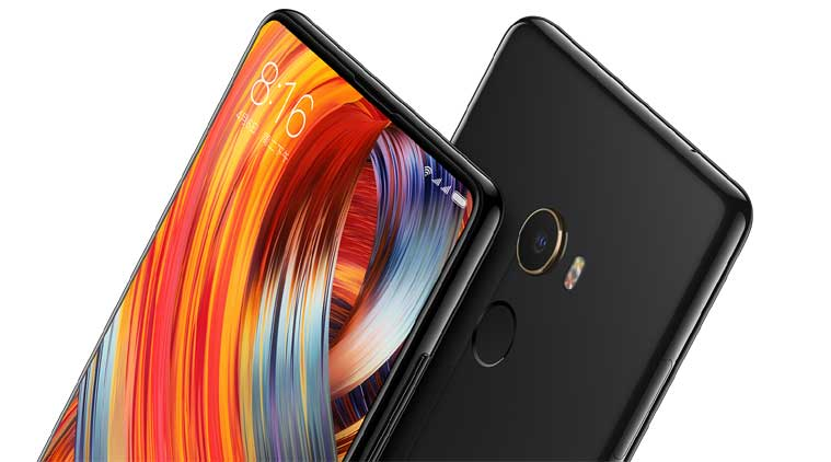 Xiaomi Mi Mix 2 India launch at 11:30 AM, will be Flipkart exclusive