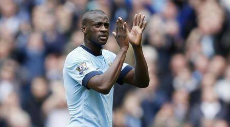 Yaya Toure to leave Manchester City, says Pep Guardiola