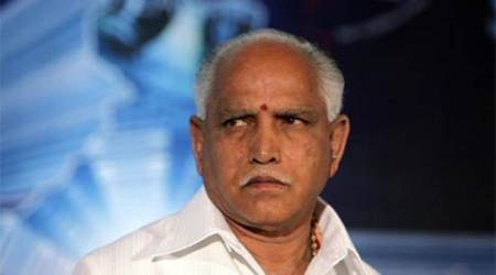 Karnataka CM, power minister involved in mega scam: B S Yeddyurappa