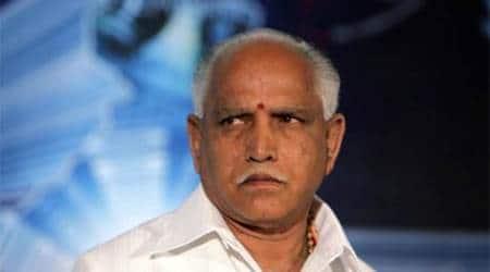 Karnataka CM, power minister involved in mega scam: B SYeddyurappa