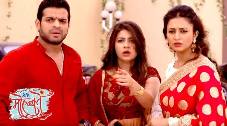 Image result for yeh hai mohabbatein written episode 19 november 2018
