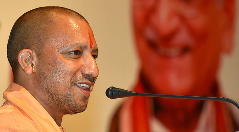Yogi Adityanath, Uttar Pradesh, UP, US, US-India Strategic Partnership Forum, USISPF, india news, indian express news