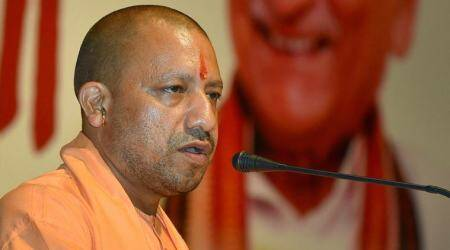 Yogi Adityanath, UP chief minister, Taj Mahal, UP tourism list, BJP MLA Sangeet Singh Som, India news, indian express news