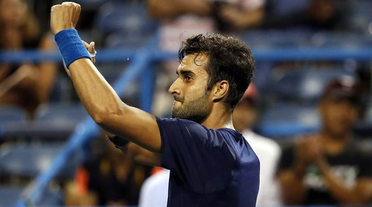 Divij Sharan, Scott Lipsky, Sumit Nagal, Yuki Bhambri, ATP Challenger, sports news, tennis, Indian Express