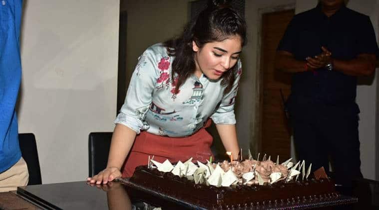 Secret Superstar, Zaira Wasim, Zaira Wasim birthday, Secret Superstar zaira wasim