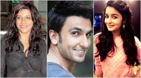 Zoya Akhtar to start shooting Ranveer Singh and Alia Bhatt starrer Gully Boy by the end of this year