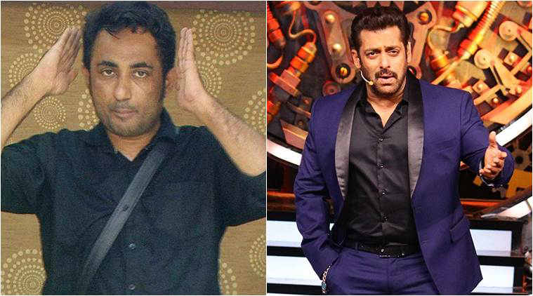 Evicted Bigg Boss 11 contestant Zubair Khan says Salman Khan's movies are funded by the underworld
