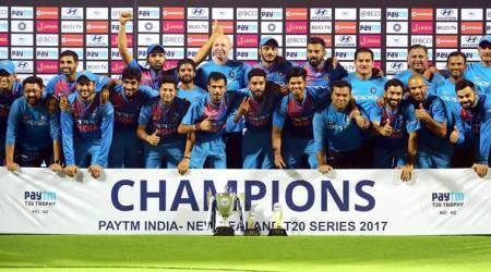 India vs new Zealand, Ind vs NZ, New Zealand tour of India 2017, Virat Kohli, Jasprit Bumrah, sports gallery, cricket gallery, Indian Express