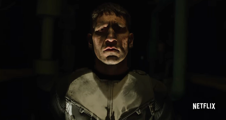 The Punisher's 13 episodes are on Netflix