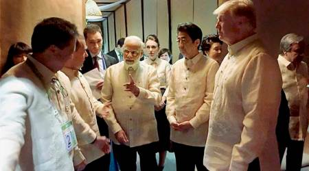 ASEAN Summit: Eye on China as India joins quadrilateral with US, Australia & Japan