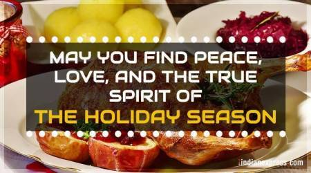 Thanksgiving 2017: Heartfelt quotes and images to share with your lovedones