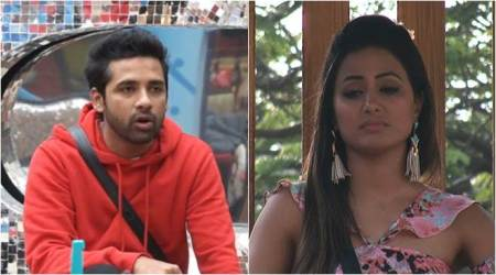 ina khan, puneesh sharma, bigg boss 11, bigg boss images
