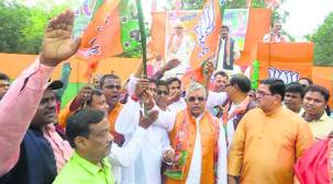 Will thrash TMC cadre, cops if they stop BJP events:  West Bengal BJP president DilipGhosh