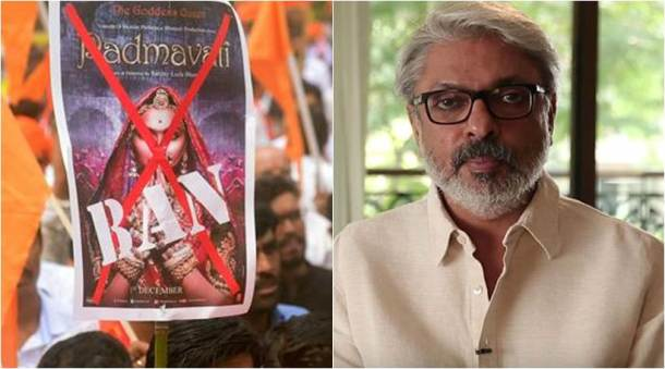 sanjay leela bhansali deepika padukone padmavati has been mired by protests
