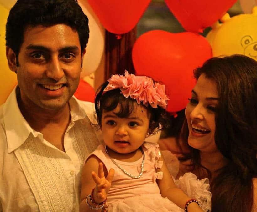 Aaradhya Bachchan sixth birthday best photos