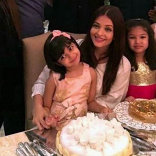 Aaradhya Bachchan sixth birthday best photos