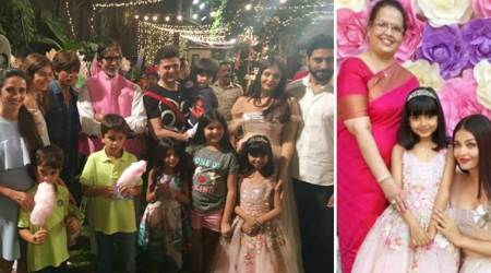 Aaradhya Bachchan grand birthday bash inside photos