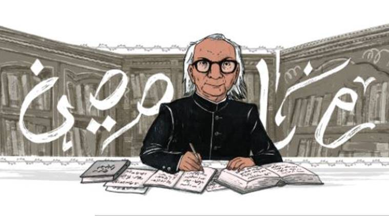 Google honours Urdu writer Desnavi with special doodle