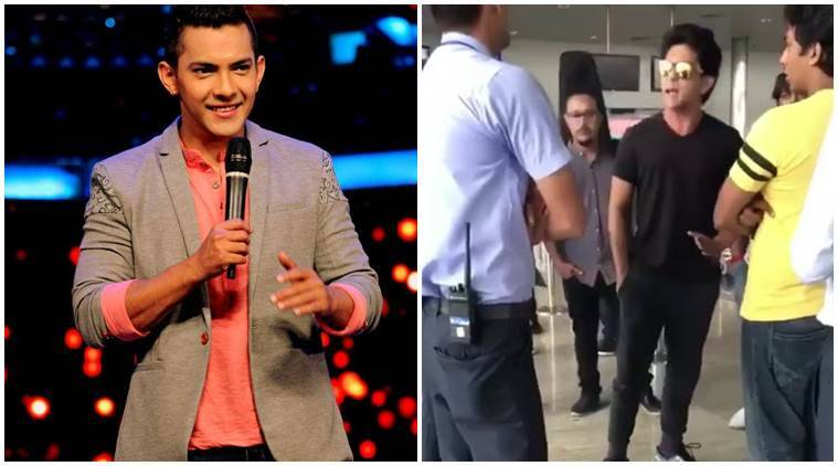 Aditya Narayan airport controversy Entertainment Ki Raat