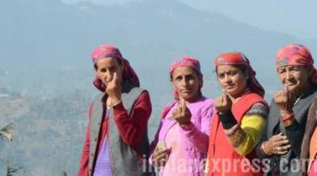 Himachal Pradesh elections: Women voters outnumbered men, EC data shows