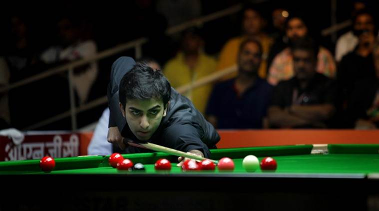 Pankaj Advani, World Snooker Championships, Ahmed Saloomi, Itaro Santos