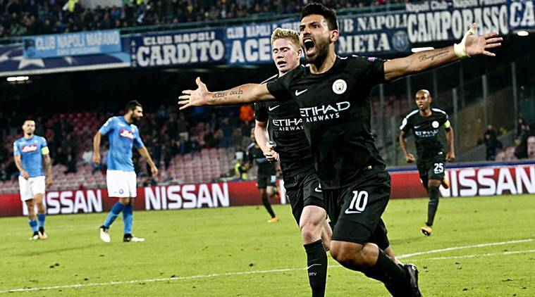 Manchester City, Sergio Aguero, Manchester City vs Leicester City, premier league