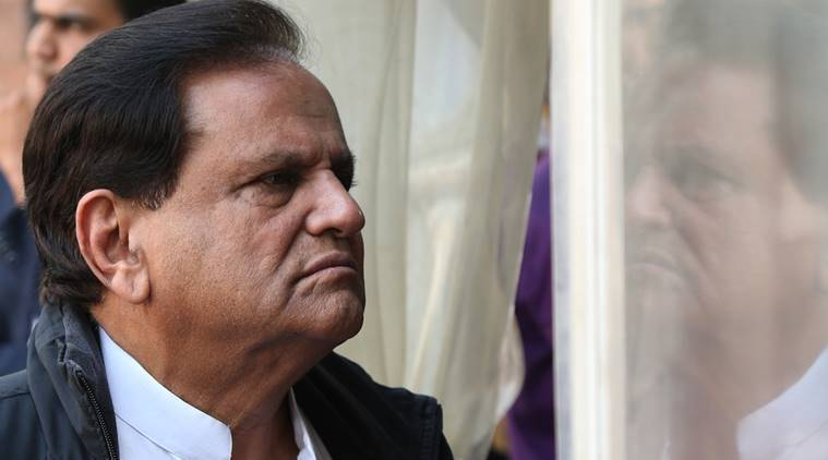 'Ahmed Patel as CM' mystery posters surface in Muslim localities of Surat, Cong blames BJP