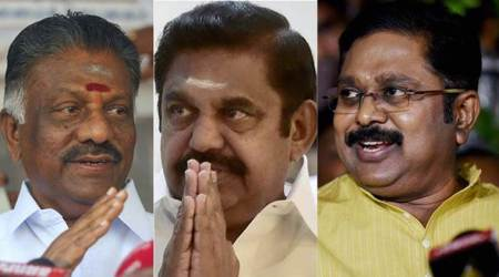 """Referring to senior DMK leader Duraimurugan's reported remarks that the ruling party leadership would get 'commission' in executing the green field road project, Tamil Nadu Chief Minister K Palaniswami said """"this is a blatant lie."""""""