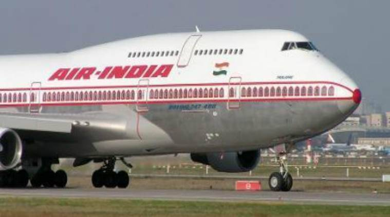 Air India removes executive director for in-flight services