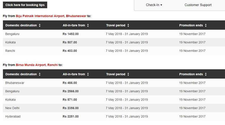 Air Asia, Air Asia sale, Air Asia discount, Air Asia Rs 99 tickets, AirAsia flight booking