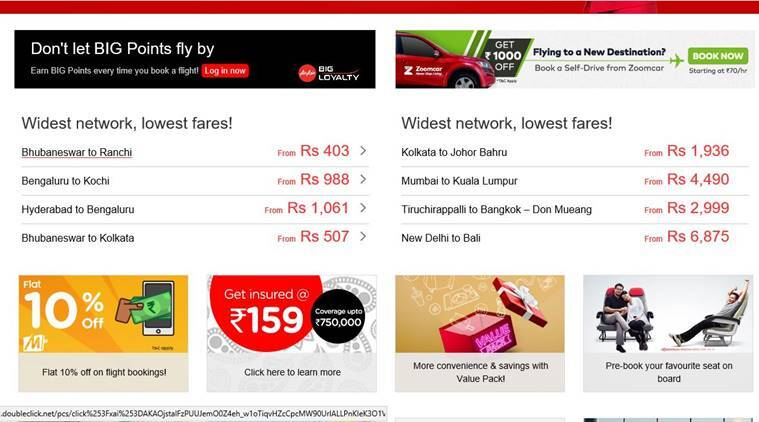 e commerce air asia E-commerce air asia - download as powerpoint presentation (ppt / pptx), pdf file (pdf), text file (txt) or view presentation slides online.
