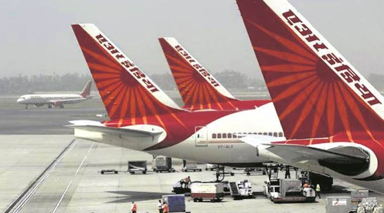 Air India message to staff on New Year