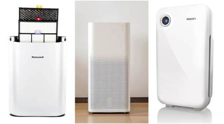 Air purifier makers breathe easy inpollution