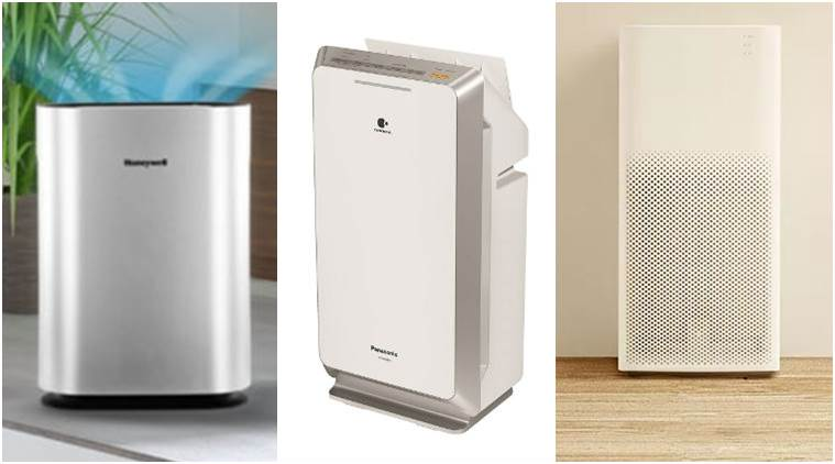 air purifier price in India good affordable Xiaomi Phillips Panasonic Honeywell