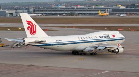 Air China indefinitely suspends flights between Beijing and Pyongyang
