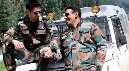 Aiyaary Sneak Peek: This Sidharth Malhotra-Manoj Bajpayee starrer looks like a winner. Watch video