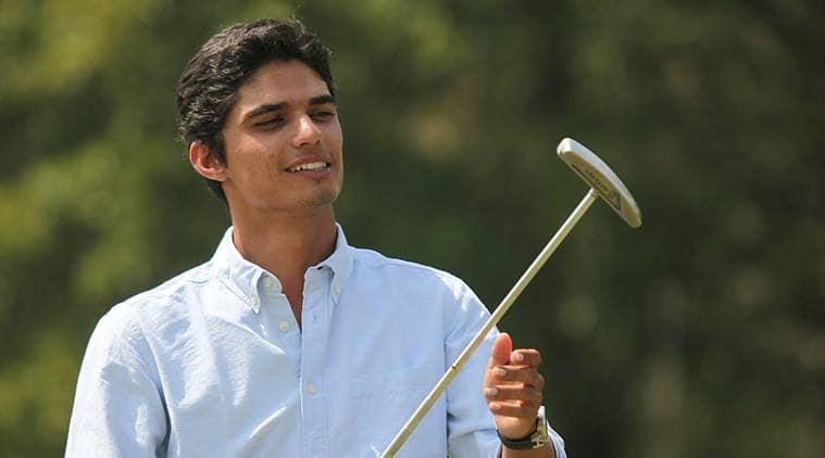 panasonic open, Ajeetesh Sandhu, shiv kapur, india golf,