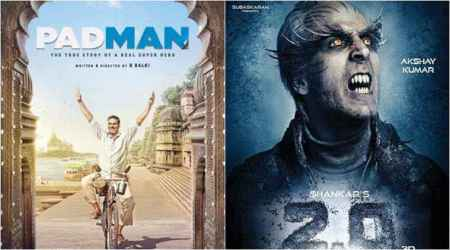 Akshay Kumar opens up about Padman and 2.0's clash, asks 'why would I clash with my own film?'