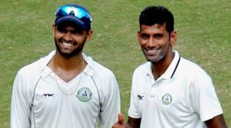 Ranji Trophy 2017, Ranji Trophy 2017 schedule, Akshay Wakhare, Vidarbha vs Goa, sports news, cricket, Indian Express