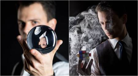Illusionist Alexander Magu: I want to challenge my body; have already lived in a icechamber