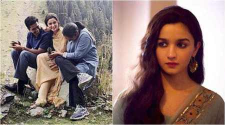 Alia Bhatt is a perfect Kashmiri beauty in the first look of Raazi