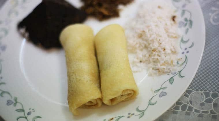 Goan food, Goan cuisine, Goa food, Alle Belle