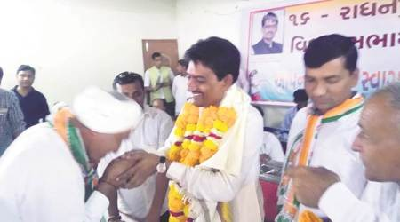 Gujarat vs BJP, says OBC leader Alpesh Thakor, on the move on home turf