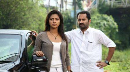 FIR against Amala Paul, Fahadh Faasil for forging documents to evade tax