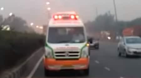 Rajasthan ambulance service strikeintensifies