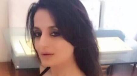 Ameesha Patel's harmless photos on social media lead to cyber harassment