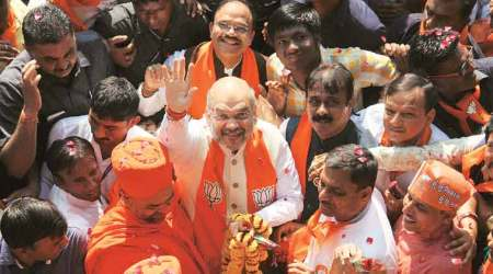 Gujarat Assembly elections 2017 live updates: Amit Shah in Bhavnagar, Hardik Patel likely to announce deal with Cong