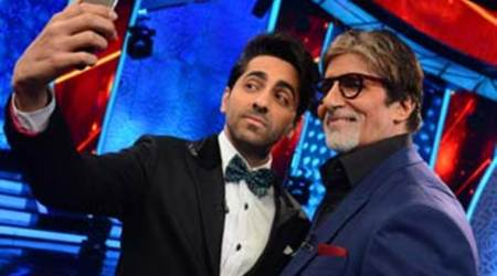 Delhi smog: B-town warns people as Ayushmann Khurrana recommends smog cutters, Amitabh Bachchan agrees
